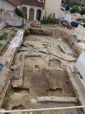 """""""Quale sarà la sorte dei resti di epoca romana della torre libraria?"""""""