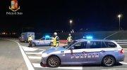 Fermati mentre viaggiavano di notte da Vercelli a Torino