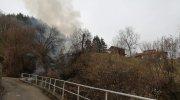 Borgosesia incendio