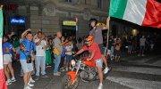 Campioni d'Europa! La festa a Vercelli