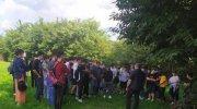 Borgosesia lezione parco Magni