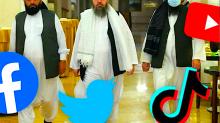 Talebani e Facebook