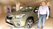 Focus su Nuovo Subaru Forester Hybrid