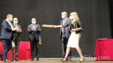 Premiazioni Teatro civico