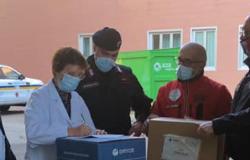 Vercelli: arrivate le prime 600 dosi del vaccino AstraZeneca