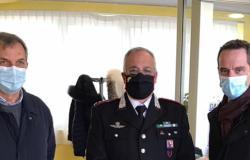 Vercelli: prime vaccinazioni per le forze dell'ordine