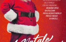 Vercelli, 'A Natale fai il buono' : un'ottantina i negozi aderenti