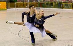 """Martina Vicini: """"Il pattinaggio è sport e arte"""""""