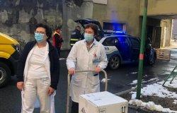 Arrivati i vaccini anti Covid a Vercelli e Borgosesia