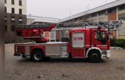 Vigili del fuoco di Vercelli: 2.855 interventi nel 2020