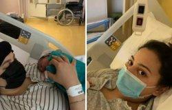 Hidaya è la prima nata dell'anno 2021