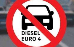 Dal 16 aprile torneranno a circolare gli Euro 3 e 4 a gasolio