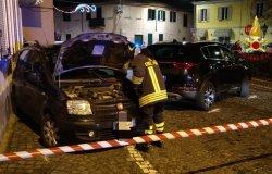Olcenengo: carambola tra 4 auto, tra i feriti una bimba di un anno