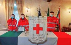 """Il Comitato locale della  Croce Rossa """"personaggio dell'anno"""""""