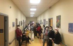 Trino: vaccinazioni alla casa di riposo