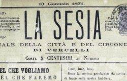 I primi articoli del giornale: l'assenteismo dei consiglieri e le critiche all'ospedale
