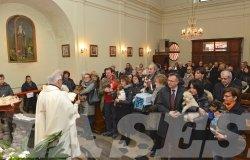 """Vercelli: """"Non potremo celebrare la festa di S. Antonio abate"""""""