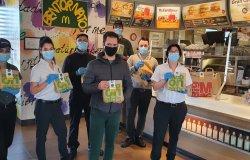 Vercelli: 100 pasti caldi a settimana da 'Sempre aperti a donare'