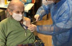 Albano: vaccinazioni alla casa di riposo