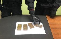 Scende dal treno con 400 grammi di hashish: arrestato