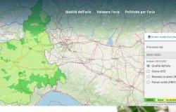 Piemonte: online il sito per conoscere la qualità dell'aria