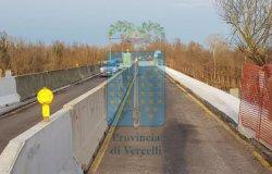 Provincia: proseguono i lavori su Ponte Po