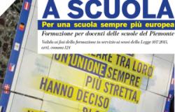 """""""L'Europa a scuola"""": un progetto per i docenti"""