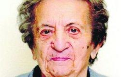 Lutto per Maria Antonietta Banfoved. Carlone