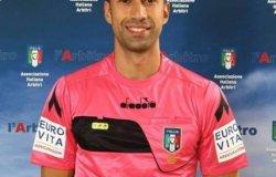 Lucchese-Pro Vercelli: designato l'arbitro