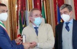 Santhià: Medaglia d'Onore alla memoria di  Andrea Passarin, deportato