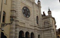 Due visite guidate alla Sinagoga di via Foa