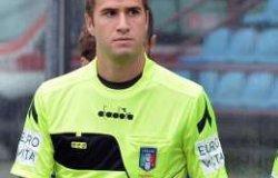 Pro Vercelli-Grosseto: designato l'arbitro