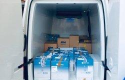 Piemonte: arrivate le prime dosi del vaccino AstraZeneca
