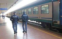 Polfer: trovata su un treno una minore scappata da una comunità