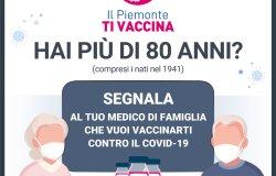 Vaccino: dal 15 febbraio adesione per over 80 e personale scolastico