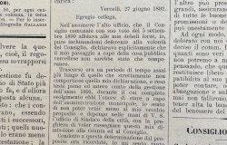 La crisi comunale, Umberto I e l'incendio di Tarnuzzer