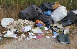 Scarica rifiuti all'ex Montefibre: fotografato, identificato, multato