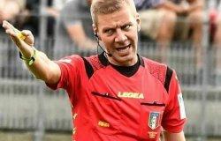 Pro Vercelli-Olbia: designato l'arbitro