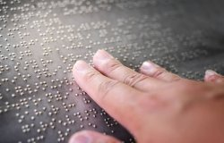Giornata nazionale della scrittura Braille