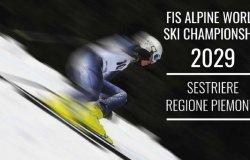 Il Piemonte punta ai Mondiali di sci del 2029