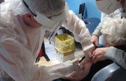 Trino: si punta a 600 vaccinati a settimana