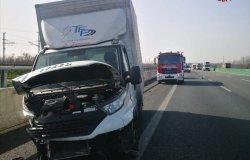 Incidente sulla Milano-Torino