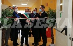 Vercelli: inaugurata la nuova area chirurgica