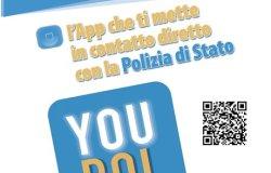Youpol, l'app che mette in contatto con la Polizia