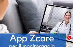Vercelli: monitoraggio dei pazienti Covid con la app ZCare