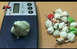 Spaccio di sostanze stupefacenti, sei persone arrestate