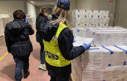 Vercelli: 15 tonnellate di sgombro per le persone bisognose