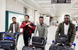 Vercelli: arrivati i due studenti rifugiati che studieranno all'Upo