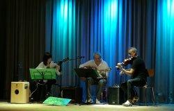 Per San Patrizio musica irlandese con The Three Quarters
