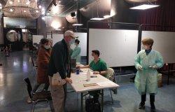 Nuovo centro vaccinale al Teatro Pro Loco